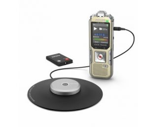 Philips DVT 8000 Voice Tracer Meeting Recorder
