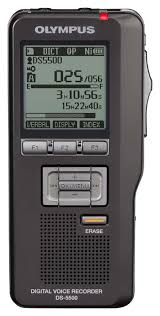 Olympus DS-5500 Digital Voice Recorder
