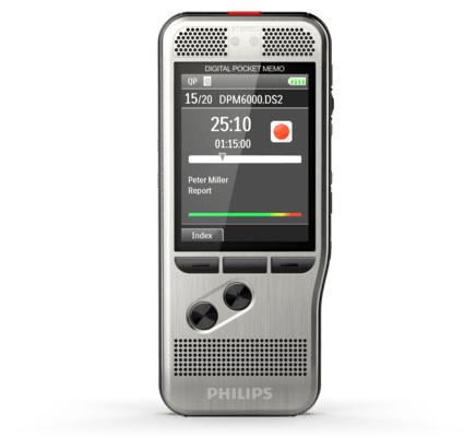 Philips Digital Pocket Memo DPM-6000