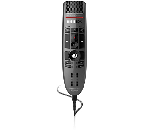 Philips SpeechMike Premium LFH 3500
