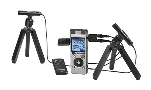 Olympus ME30W Conference Microphone Kit