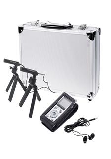 Olympus DM-720 Meeting Recorder Set